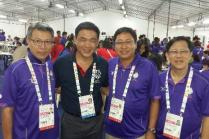 One for the memories… at the 28th SEA Games