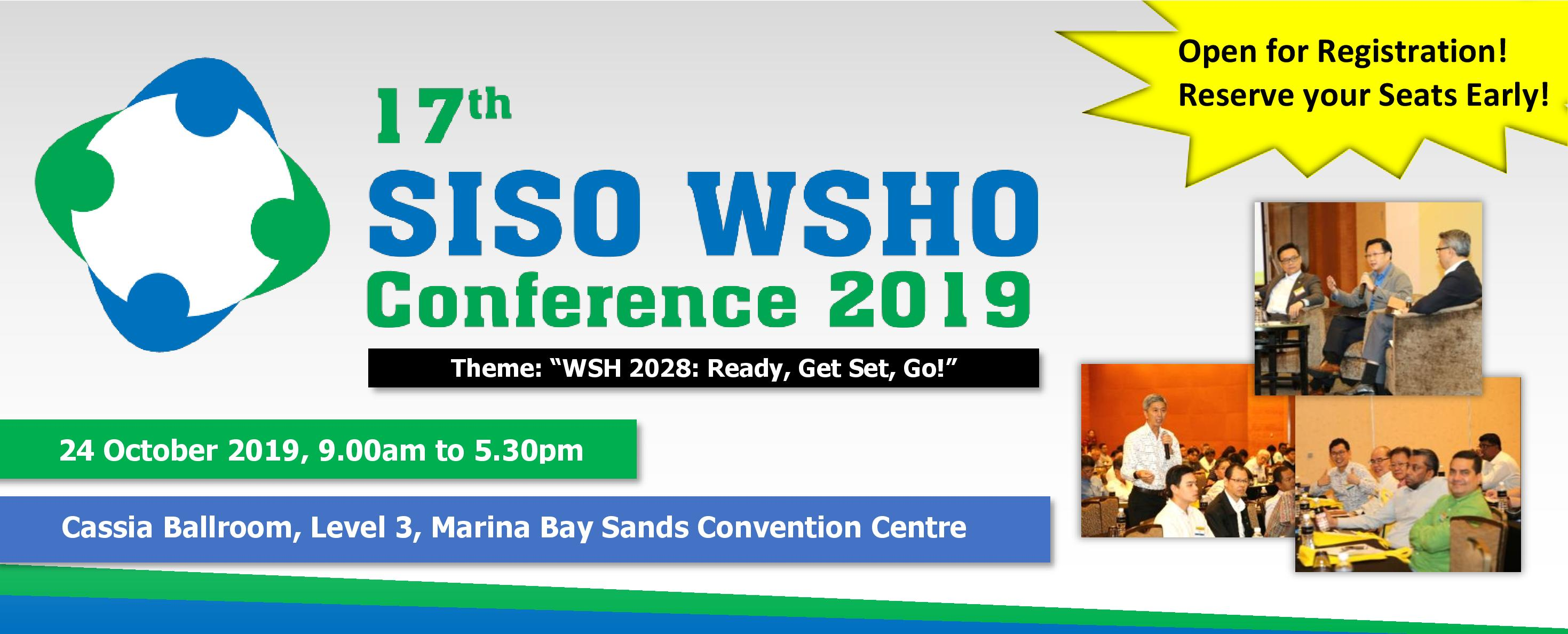 SISO WSHO Conference